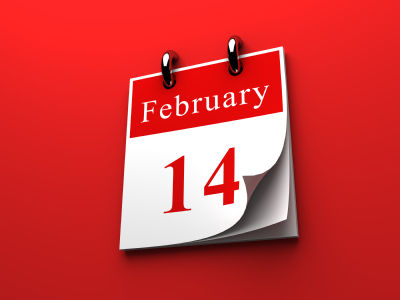Valentines Week List 2014 or Valentines Calendar 2014