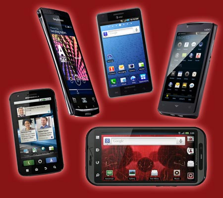 Top 5 Best Popular Android Smartphone Gadgets
