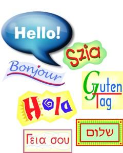 online language